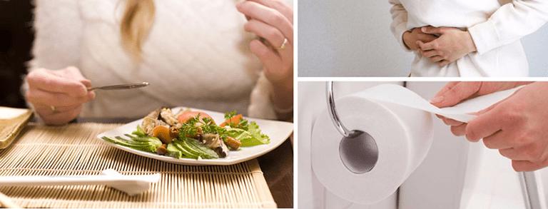 Ăn xong đau bụng tiêu chảy là bệnh gì?